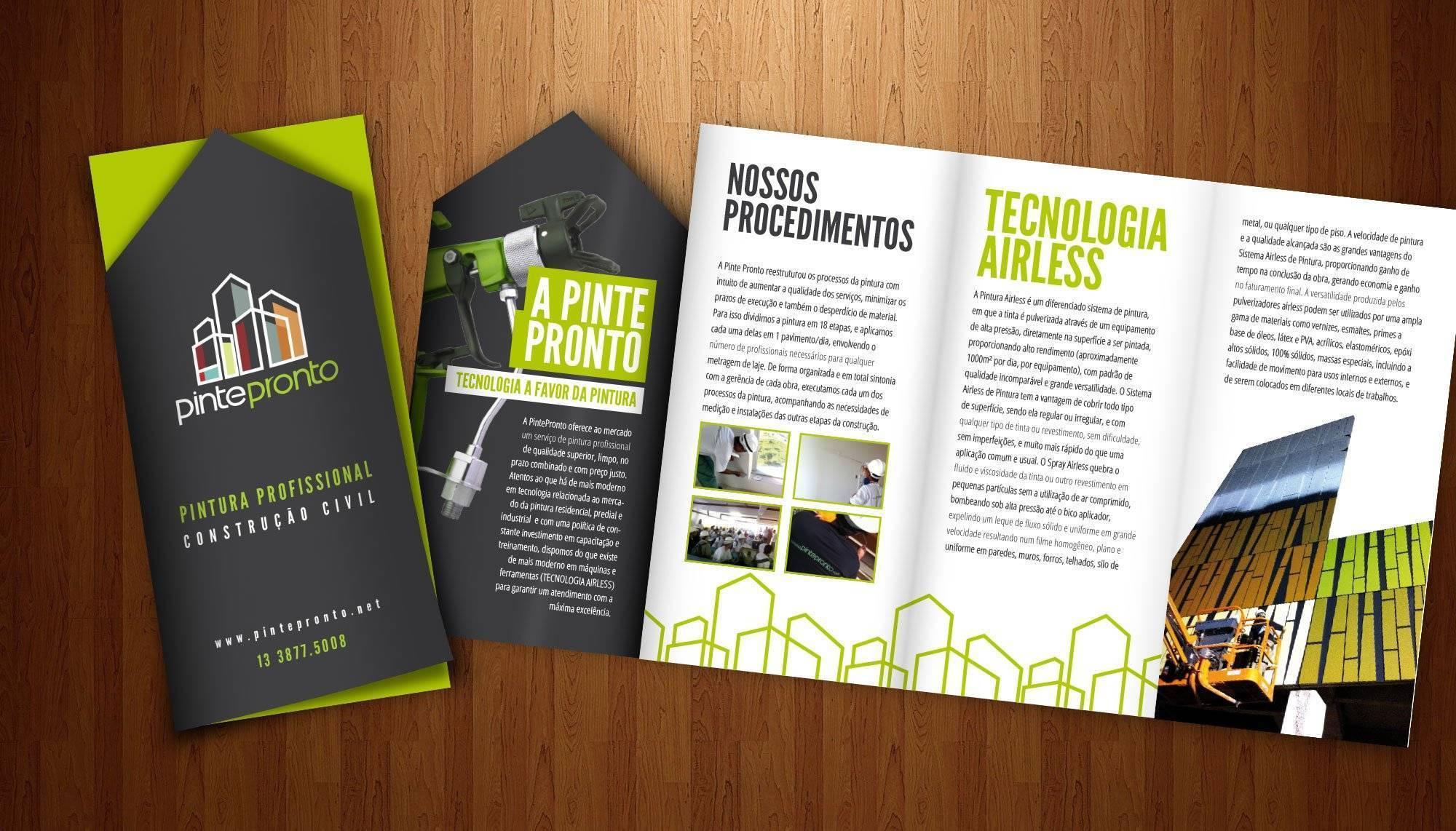 Panfletos em Salvador Impressão de Panfletos em Salvador flyers em salvador folders em salvador